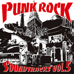 PUNK ROCK SOUNDTRACKS Vol.05