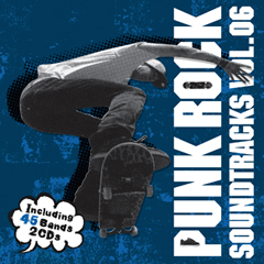 PUNK ROCK SOUNDTRACKS Vol.06
