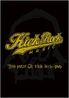 THE MUSIC OF KICK ROCK-DVD