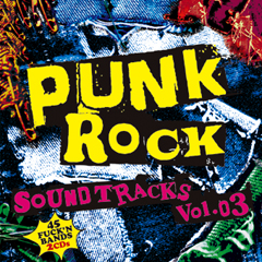 PUNK ROCK SOUND TRACKS Vol.3