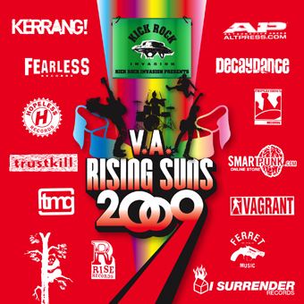 RISING SUNS 2009