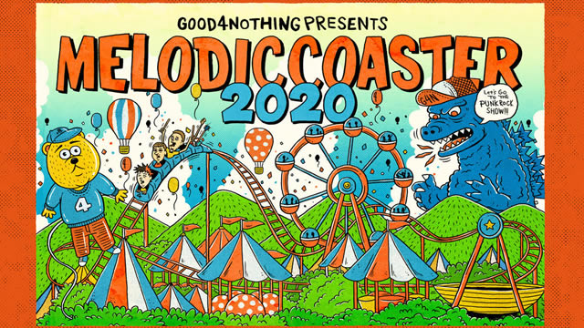 MELODIC COASTER2020